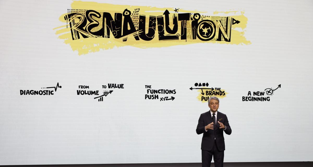 Renault: un futur champion de la tech?