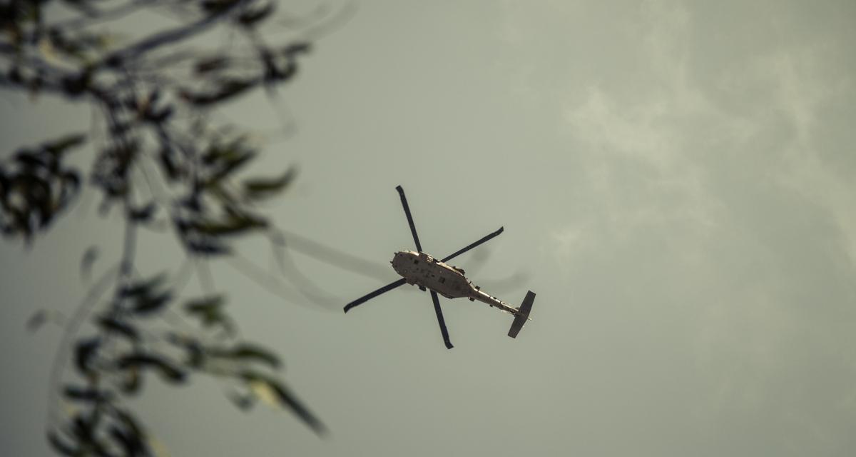 VIDEO - Ce moment passé inaperçu lors du Dakar 2021 où un hélicoptère a heurté un camion