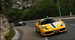 VIDEO - Un BlaBlaCar en Ferrari pour le covoiturage le plus incroyable du monde !