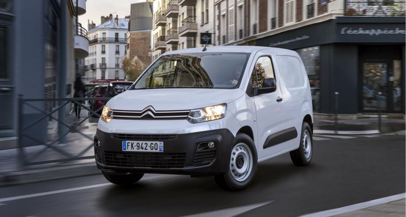 Citroën ë-Berlingo (2021) : 275 km d'autonomie et en progrès dans tous les domaines