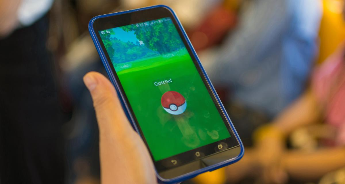 Un conducteur britannique sanctionné pour ne pas avoir respecté le confinement car il jouait … à Pokémon GO