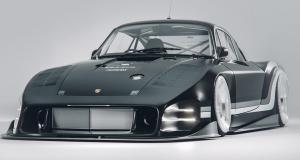Moby X : la Porsche 935 du Mans 1978 convertie en bolide 100% électrique