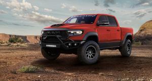 Hennessey Mammoth 1000 : plus de 1000 ch pour ce pick-up Dodge Ram modifié