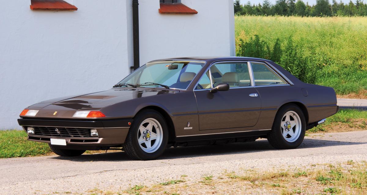 Ferrari 400 Series : les GT qui ont cassé les codes de la marque dans les années 1970-1980