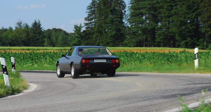 La Ferrari 400 GT