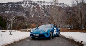 Esteban Ocon s'attaque au rallye de Monte-Carlo au volant de l'Alpine A110S