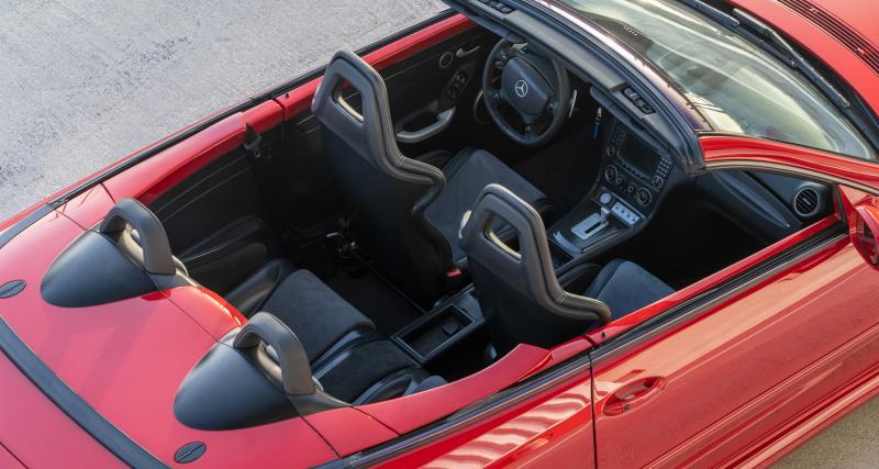 Le V8 5.5 à compresseur qui fait plaisir