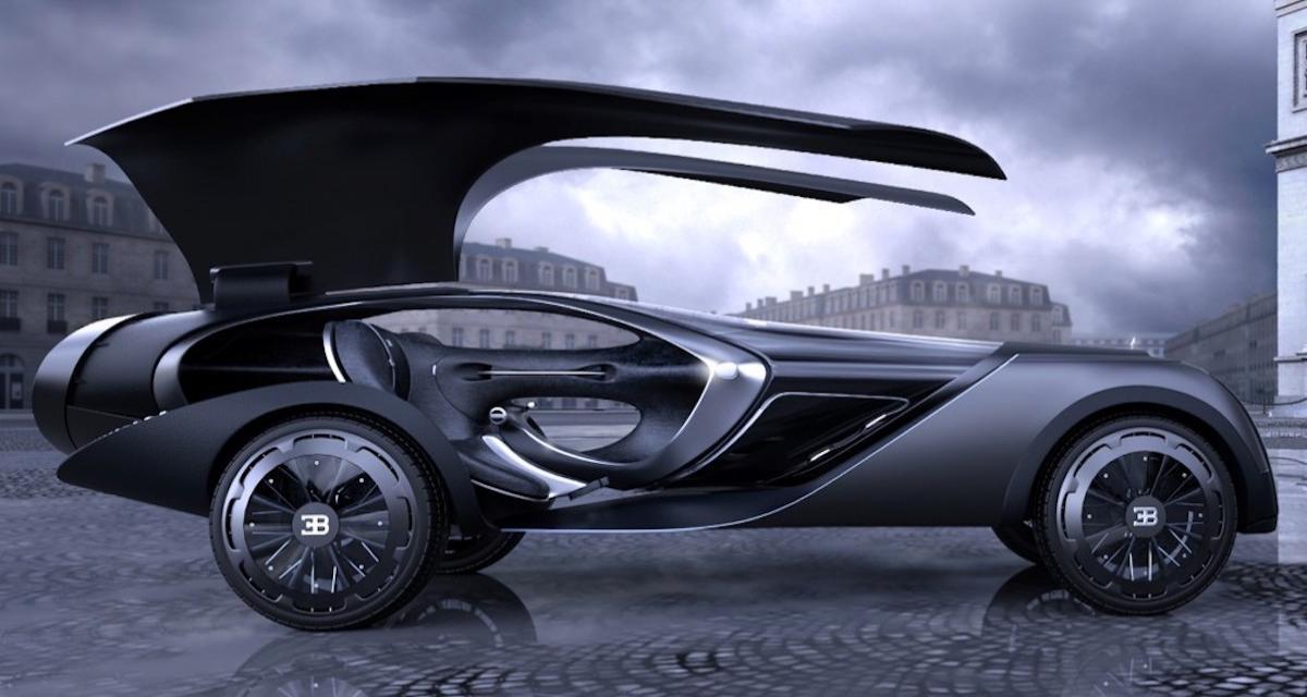 """Bugatti """"La Belle Epoque"""" : voyage dans le temps avec cet étonnant concept-car"""