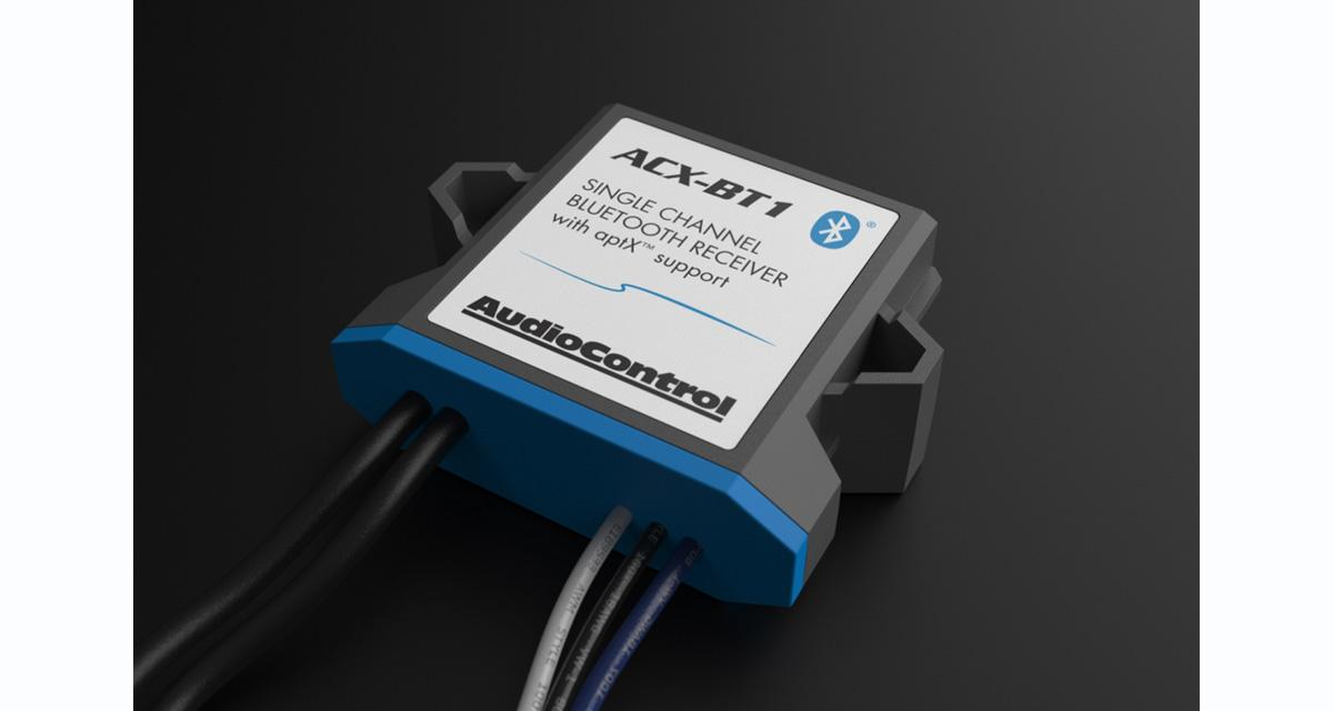 AudioControl commercialise un module Bluetooth très intéressant pour les yougtimers et les voitures de collection