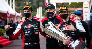 WRC 2021 : le classement pilotes