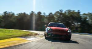 VIDEO - La nouvelle Porsche Panamera Turbo S ajoute un nouveau trophée à sa collection au circuit d'Atlanta