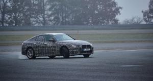 La future BMW i4 100% électrique développera jusqu'à 530 ch !