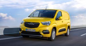 Opel Combo-e Cargo (2021) : jusqu'à 4,4 m3 de volume utile et près de 300 km d'autonomie