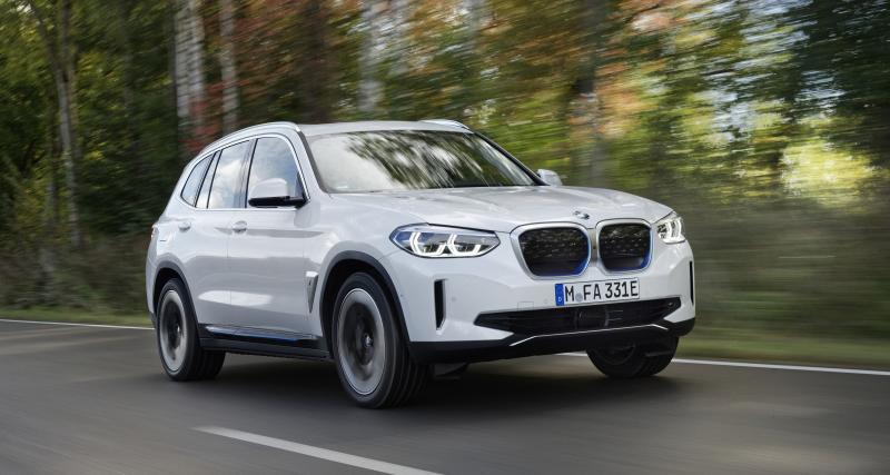 Avis sur la nouvelle BMW iX3 : les points forts qui pourraient vous séduire