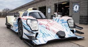 Les 24h de Daytona ont pu admirer une voiture un peu spéciale, désignée par… un enfant de 6 ans