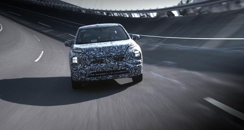 Le nouveau Mitsubishi Outlander sera présenté le 17 février prochain