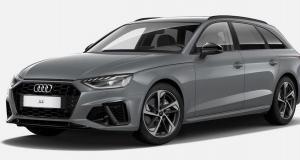 Nouvelle série spéciale S Edition pour les Audi A4 et A5