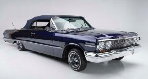 La Chevrolet Impala lowrider de Kobe Bryant à vendre, un an après sa mort