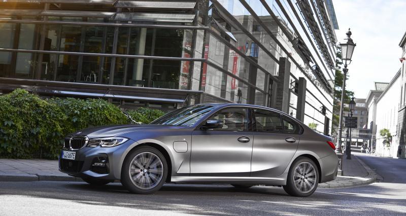 BMW 320e et 520e (2021) : deux nouveaux modèles hybrides rechargeables en entrée de gamme
