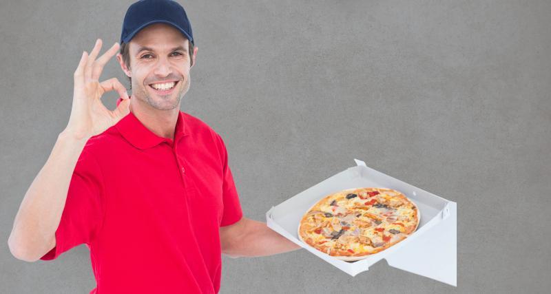 Un automobiliste arrêté à plus de 150 km/h… pour que les pizzas restent chaudes