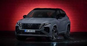 Hyundai Tucson (2021) : une nouvelle finition N Line pour accentuer sa sportivité