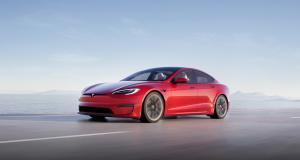 Nouvelle Tesla Model S (2021) : un volant rectangulaire et 663 km d'autonomie pour la nouvelle berline