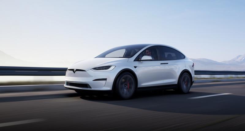 Nouveau Tesla Model X (2021) : mises à jour significatives pour le grand SUV électrique