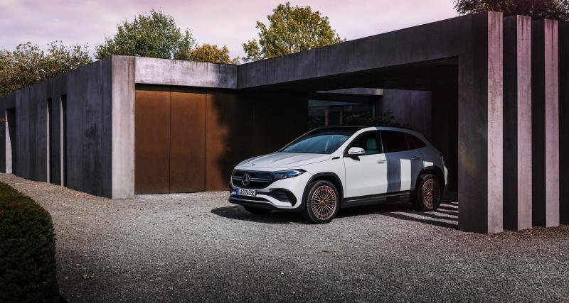 Renault, Mercedes, Tesla... les nouveautés électriques du mois de janvier