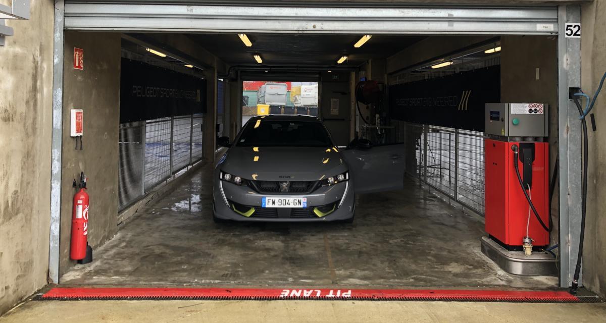Nouvelle Peugeot 508 SW PSE : nos photos de notre essai