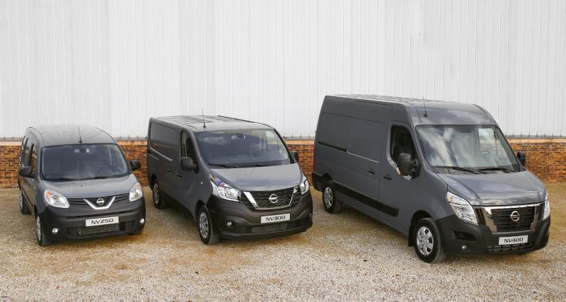 Nissan : nouvelle série limitée Made in France pour la gamme utilitaire