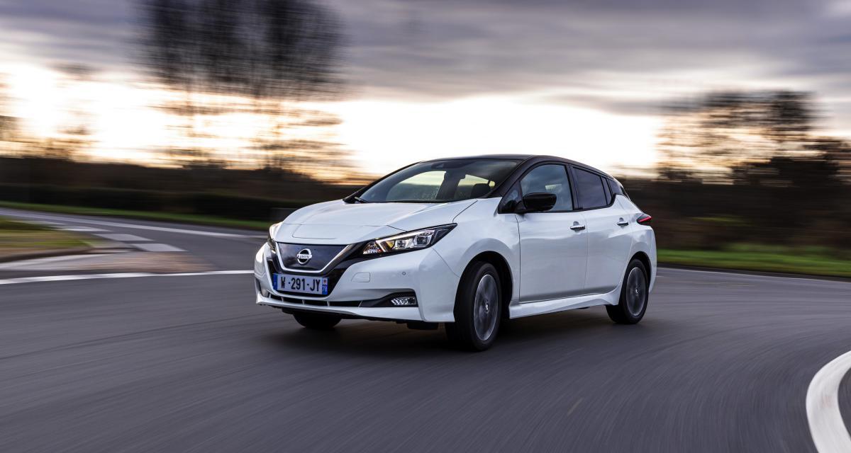 La Nissan Leaf fête ses 10 ans avec une édition spéciale