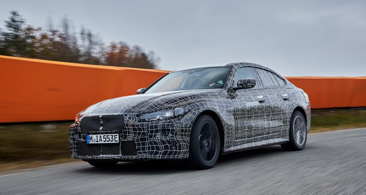 Nouvelle BMW i4 (2021) : date de sortie, prix, essai, photos et vidéos