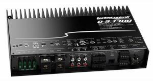 AudioControl commercialise un nouvel ampli 5 canaux avec DSP intégré