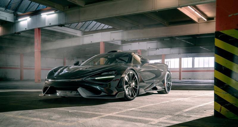 Novitec propulse la McLaren 765 LT vers de nouveaux horizons