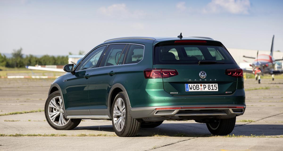 La Volkswagen Passat Break rejoint la flotte de radars embarqués de la police