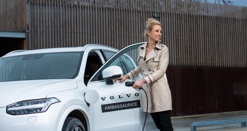 Au tour de Volvo de choisir une ancienne Miss France comme ambassadrice