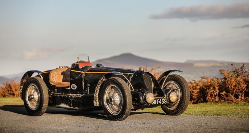 Bugatti Type 59 Sports (1934)