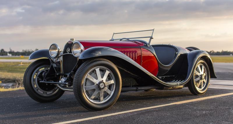 Bugatti Type 55 Super Sport Roadster (1932)