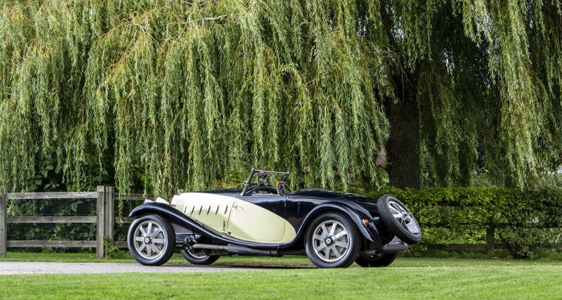 Bugatti Type 55 Super Sport (1931)