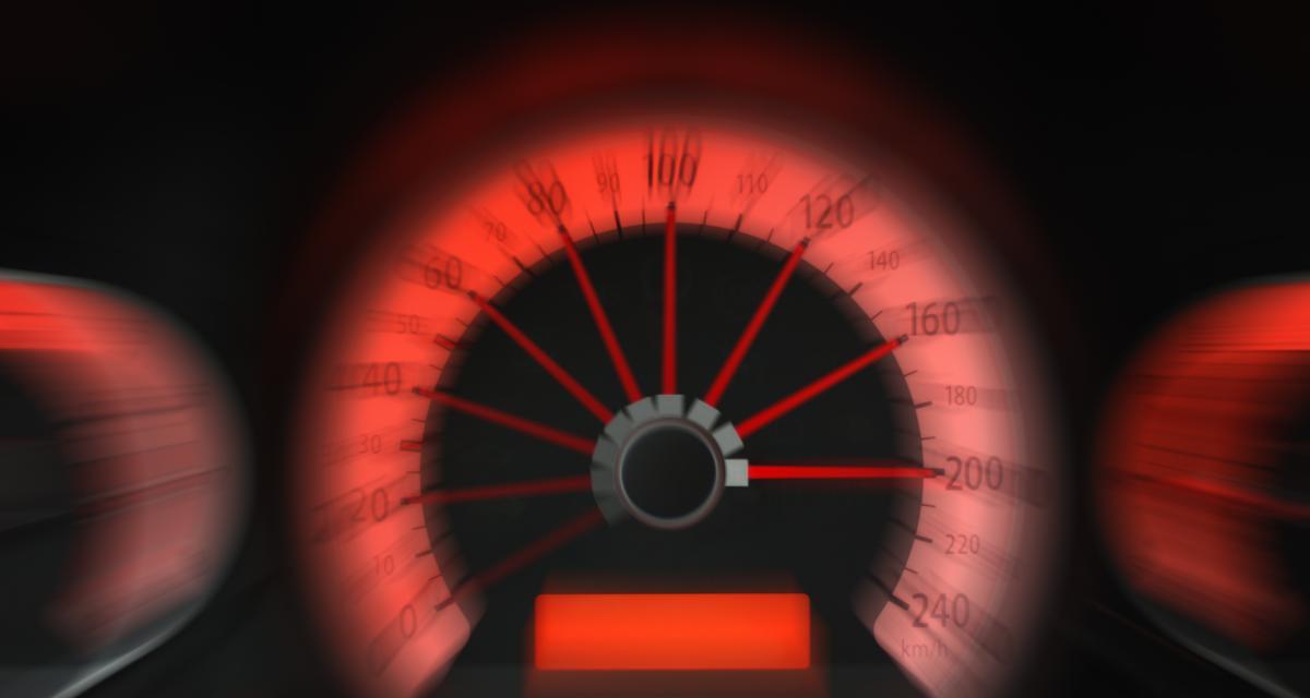 À Niort, on explose des records de vitesse sur Nationale !