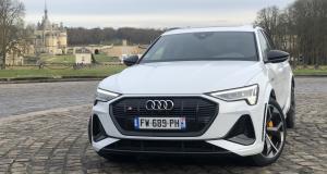 Essai nouvel Audi e-tron S Sportback Extended : overboost et vecteurs de couple