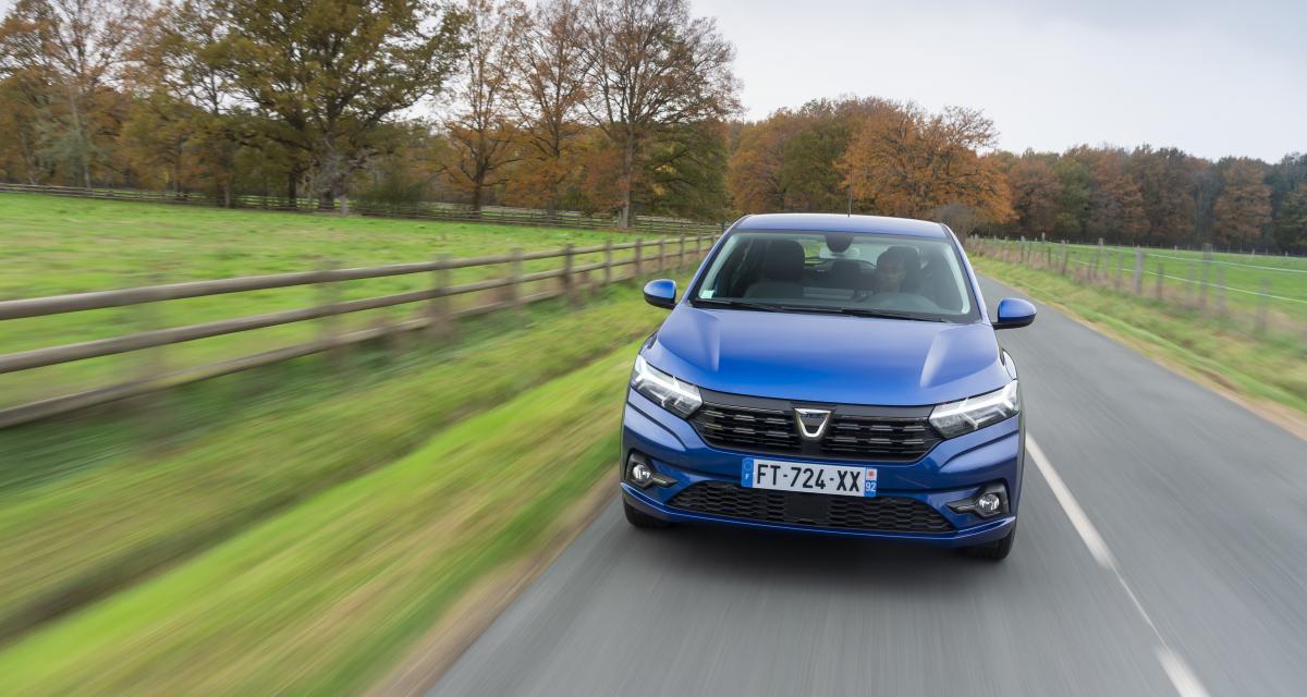 Sandero, Duster… quelles sont les Dacia les plus vendues en France en 2021 ?
