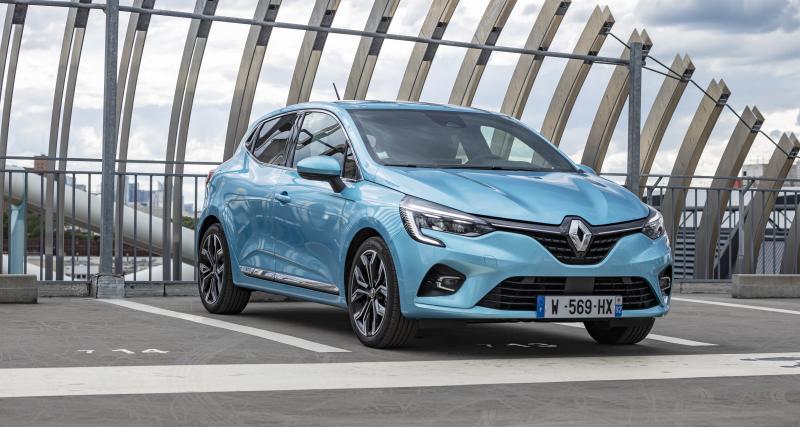 Clio, Captur, Twingo… les Renault les plus vendues en France en 2021
