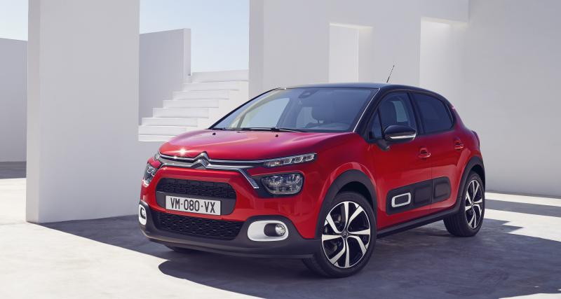 C3, C4, Berlingo… les Citroën les plus vendues en France en 2021