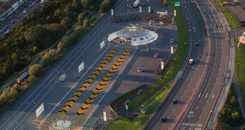 Le tout premier aéroport pour voitures volantes et électriques verra le jour en Angleterre