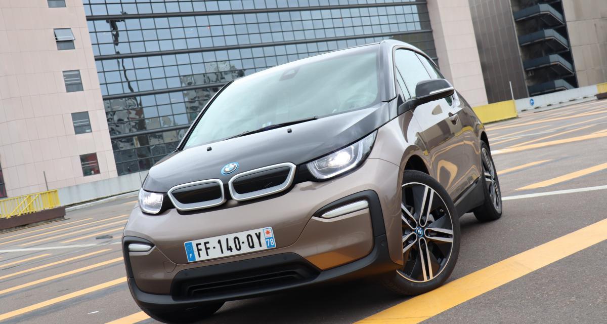 L'électrique au quotidien : l'autonomie de la BMW i3 à l'épreuve d'une journée chargée