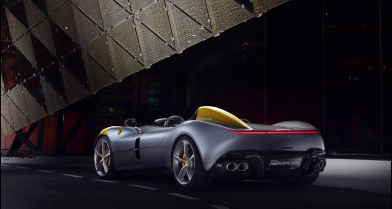 La Monza SP2, un modèle à part