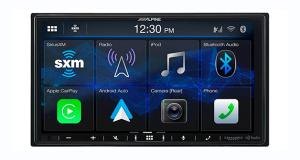 Alpine-Electronics dévoile un autoradio CarPlay Android Auto à moins de 400 dollars