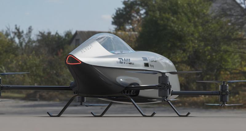 Entre ADAV et voiture volante