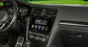 Un autoradio Android 9 « plug and play » pour la Golf 7 chez Radical